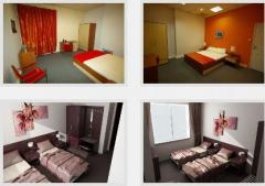Furniture for hotels