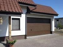 Bramy garażowe - segmentowe K2RC MISTRAL