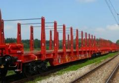 Wagony platformy