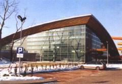 Fasada Słupowo - ryglowa M6 solar standard