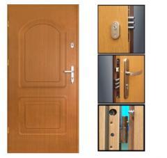 Drzwi stalowe uniwersalne - Universal