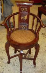 Krzesła orientalne