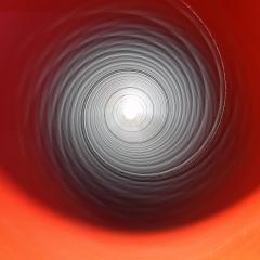 Rury stalowe spiralnie spawane