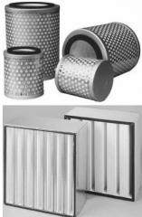 Filters for air purification