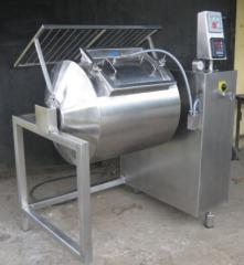 Convective devices for the food-processing