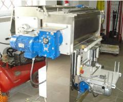 Zestaw maszyn do produkcji makaronu walcowanego
