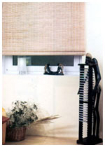 Roletki bambusowe