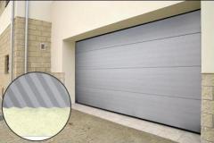 Bramy garażowe segmentowe BREVA