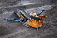 Sifters bulk materials