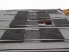 Okiennice przesuwne - Patio