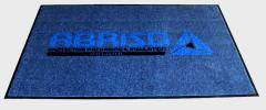 Wycieraczki z logo - tekstylna mata z nadrukiem