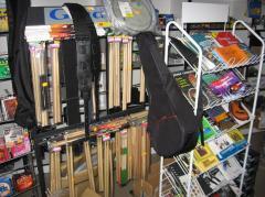 Instrumenty muzyczne - Perkusyjne
