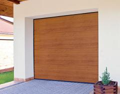 Brama garażowe segmentowe