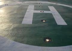 Lotniska dla śmigłowców ratowniczych
