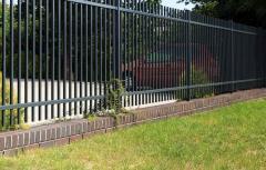 Systemy ogrodzeń typu palisada
