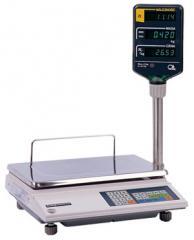 Wagi Elektroniczne Sklepowe do 15kg