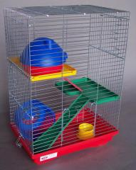 Cages for chinchillas