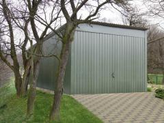 Garaże wolnostojące