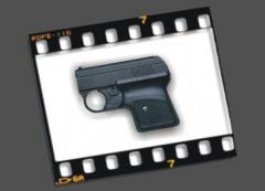 Model: pistolet alarmowo-sygnałowy Start-1,