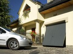 Garage oar gates