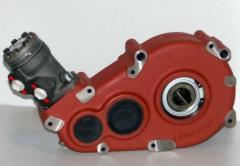 Nietypowe przekładnie zgodne z zamówieniem klienta. Non-typical gear boxes on customer's aplication.