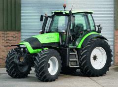 Ciągnik rolniczy Deutz-Fahr Agrotron M600