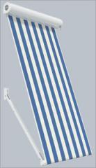 Markizy balkonowe PREMIUM - 730/830 w kasecie