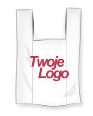 Torba typ koszulka / t-shirt, zrywka, torba kasowa