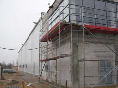 Budownictwo przemysłowe: hale magazynowe hale