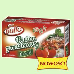 Bulion pomidorowy w kostkach