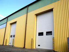 Gates of industrial designation