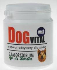Dog Vital, preparat odżywczy dla psów z HMB