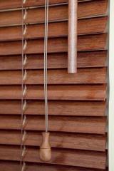 Żaluzje bambusowe