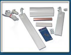 Kasetki i prowadnice aluminiowe