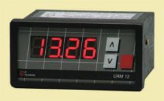 Uniwersalny regulator URM12