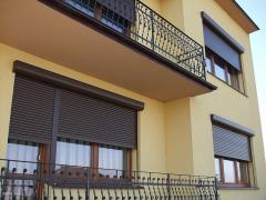 Rolety Portos Standard z moskitierą