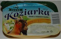 Ser GAZDA KOZIARKA 100 G
