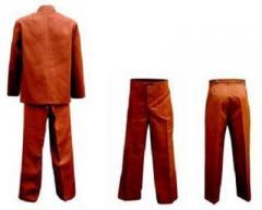 Ubranie kwasoochronne