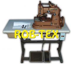 Maszyna do obrzucania wykładzin, oraz dywaników