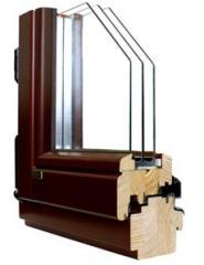 Okna drewniane DJ 68SOFT