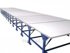 CUTTING TABLE SK-3 LENGTH: 2,8 M