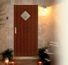 Drzwi antywłamaniowe typu Juwent SW3