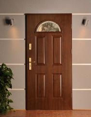 Drzwi zewnętrzne stalowe STRONG