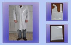 Producent jednorazowych fartuchów foliowych, opakowania LDPE I HDPE- FOLMET BIS