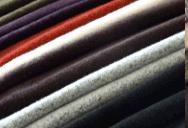 Tkaniny płaszczowe w mieszankach wełny z