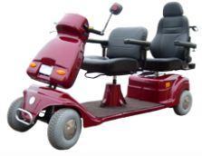 Wózki dla osób niepełnosprawnych Hercules Duo