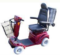 Wózki inwalidzkie z napędem elektrycznym Pegasus