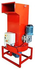 Grinding-mill for cutting foam polystyrene waste