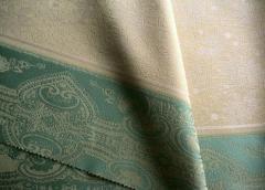 Tkaniny trudnopalne