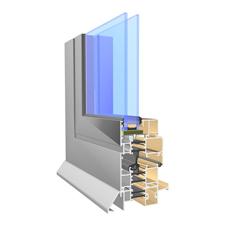 Drzwi aluminiowe Imperial